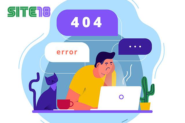ошибки при создании сайта